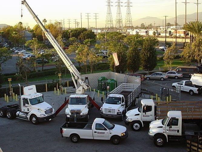 USAC Trucks