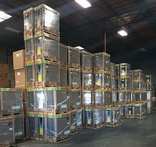 US Air Conditioning Distributor's Stores